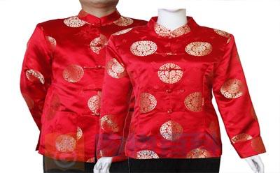 女士唐装是中国服饰,但是有两种不同的意义和款式——购物百科