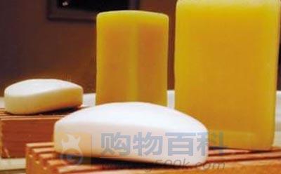 香皂和肥皂的区别